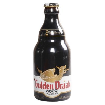 Gulden Draak 9000 Double Fermented Malt Beer 330ml