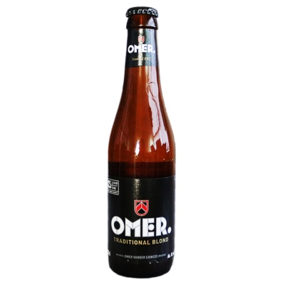 Omer Traditional Blond Beer 330ml