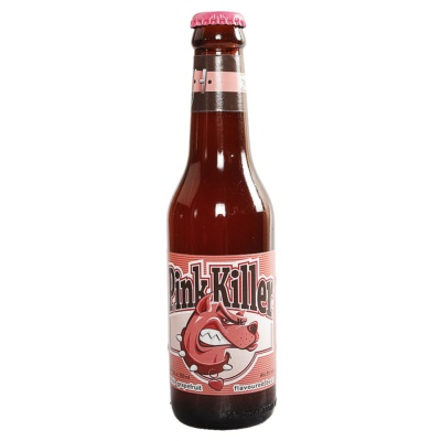 Pink Killer Pink Grapefruit Flavoured Beer 250ml