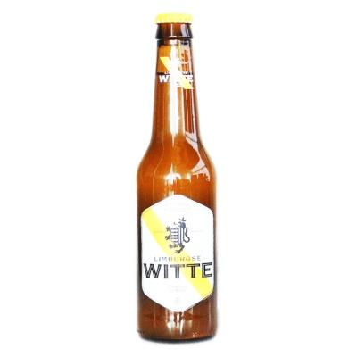 Witte Limburgse Citroen Lemon White Beer 330ml