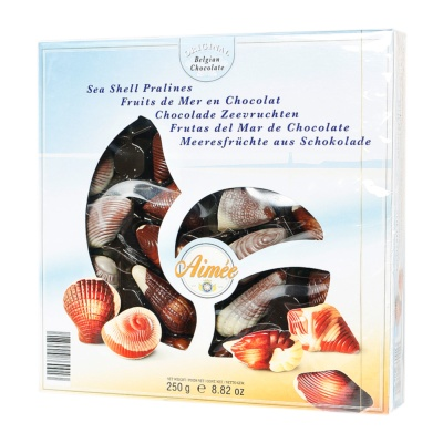 Aimee Shell Chocolate Gift Box 250g