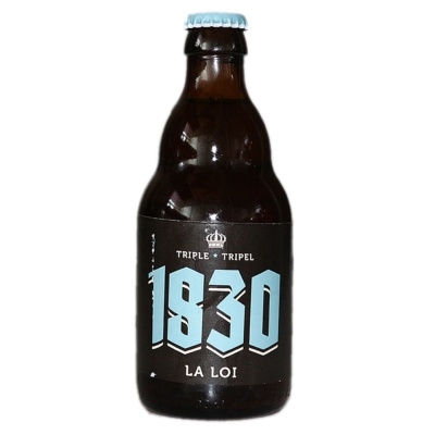 1830 La Loi Triple Beer 330ml