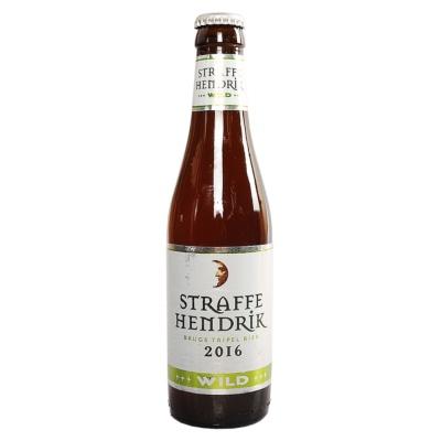 Straffe Hendrik Wild Belgian Beer 330ml