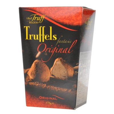 Deli Jruff Original Truffle Chocolate 175g