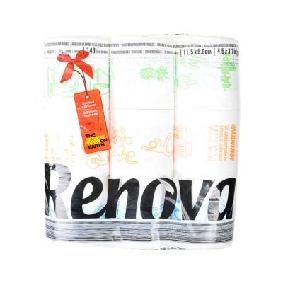Renova Toilet Paper Rolls (Limited Editions) 10rolls