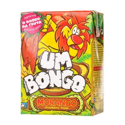Um Bongo Strawberry Juice Drink 200ml