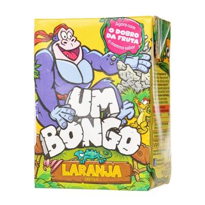 Um Bongo Orange Juice Drink 200ml