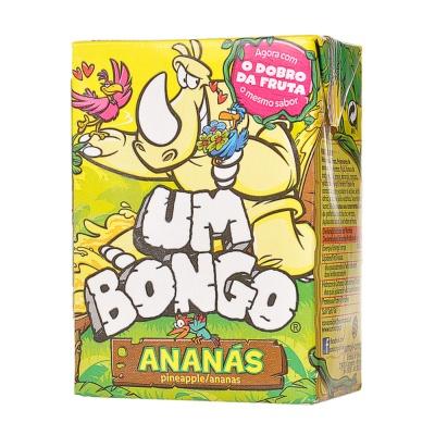 Um Bongo Pineapple Juice Drink 200ml
