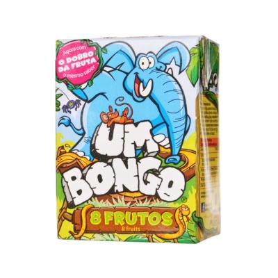 Um Bongo 8 Fruits Juice Drink 200ml