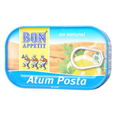 Bon Appetit Salt Water Canned Tuna 120g