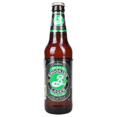 Brooklyn Lager Beer 355ml
