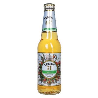 Tempt No.3 Apple Flavoured Cider 330ml