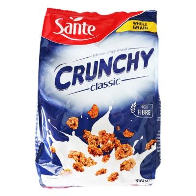 Sante Crunchy Whole Grain Muesli 350g