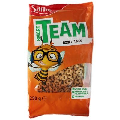 三特谷物蜂蜜圈 250g