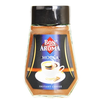Bon Amoma Mocca Instant Coffee 100g