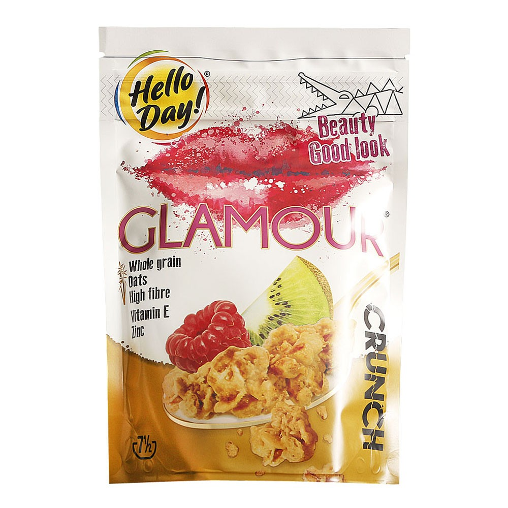 Hello Day! Glamour Whole Grain Oats 225g