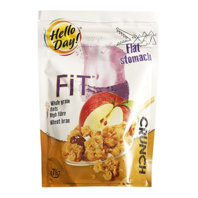 Hello Day! Fit Whole Grain Oats 225g