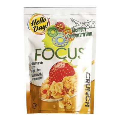 Hello Day! Focus Whole Grain Oats 225g
