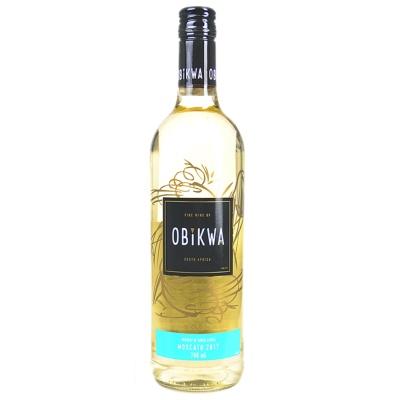 奥卡瓦莫斯卡托白葡萄酒 750ml