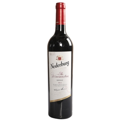 Nederburg Winemaster's Reserve Shiraz Red Wine 750ml