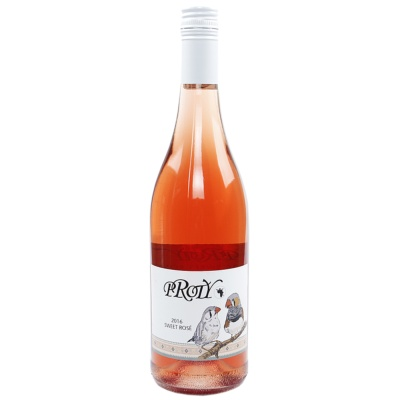 Proty Sweet Rose Red Wine 750ml