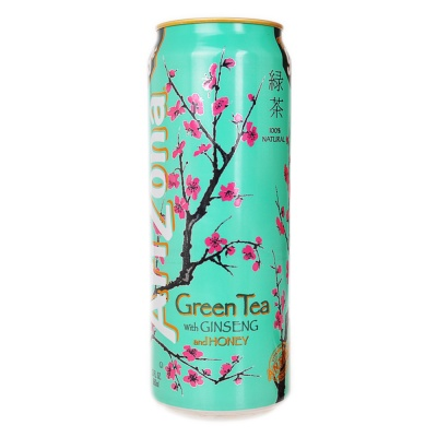 Arizona Green Tea 680ml