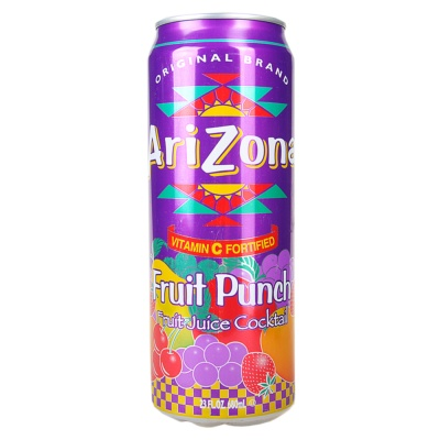Arizona Fruit Punch Iced Tea 680ml