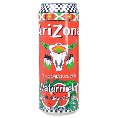 Arizona Watermelon Iced Tea 680ml