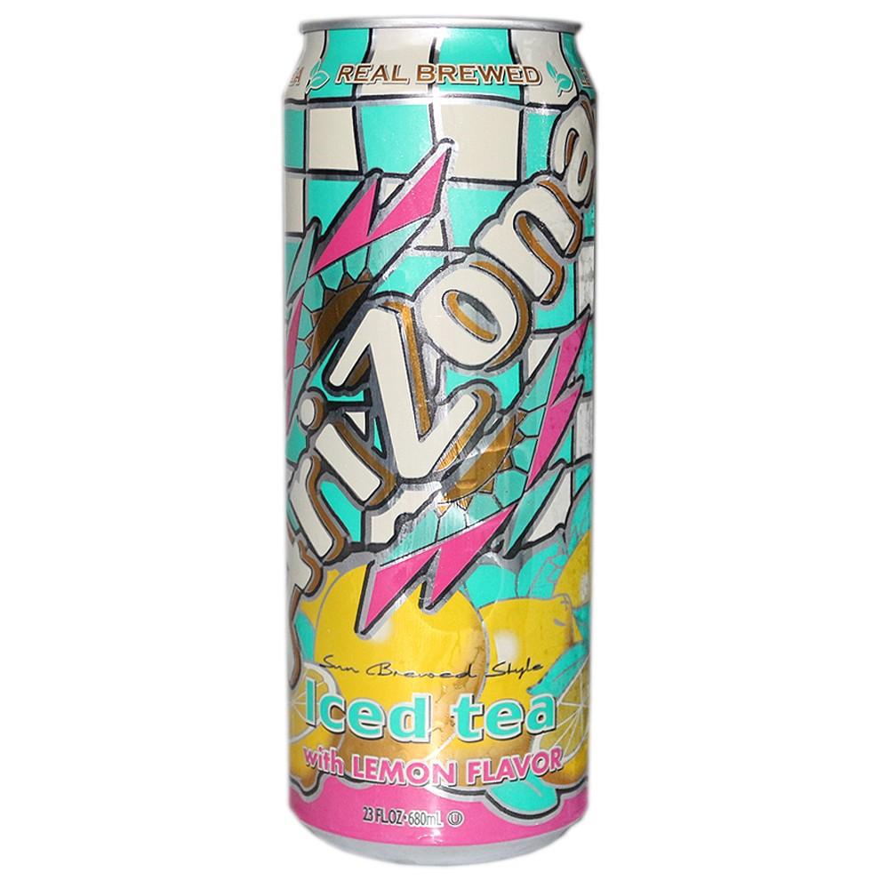 Arizona Lemon Flavor Iced Tea 680ml