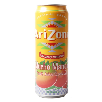 Arizona Mucho Mango Iced Tea 680ml