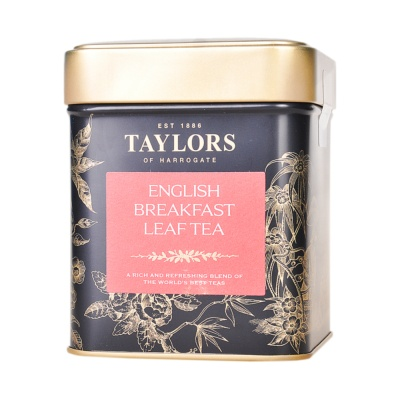 Taylors English Breakfast Loose Leaf Tea 125g