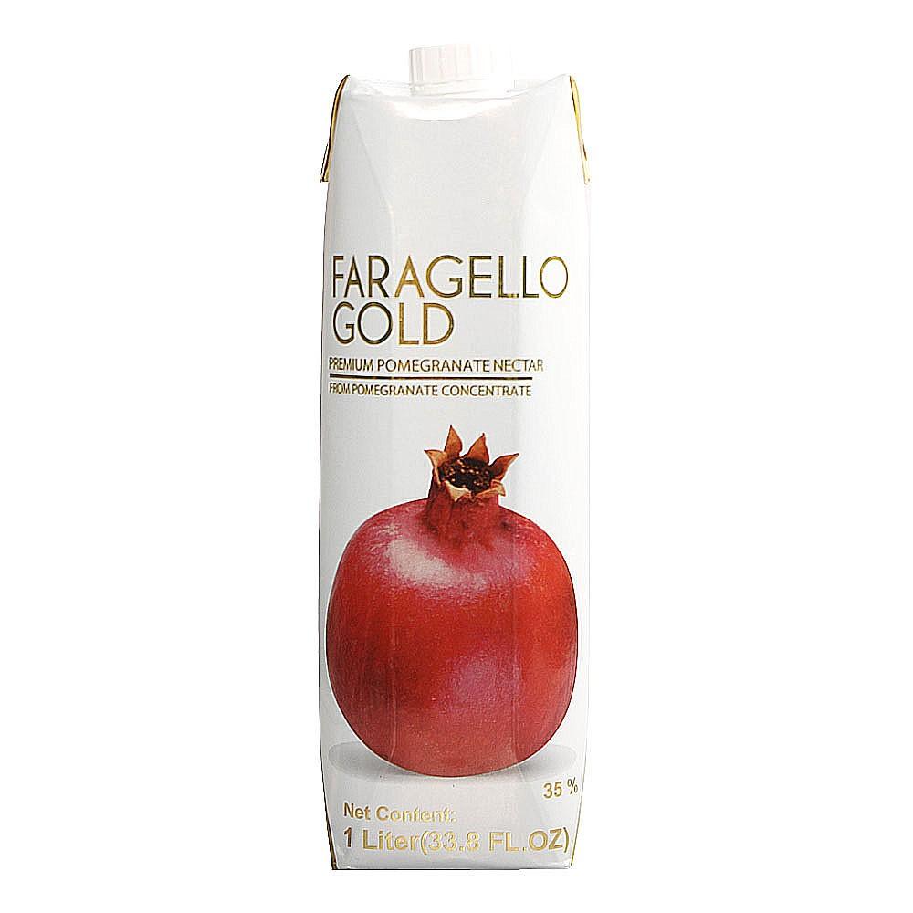 Faragello Gold Pomegranate Nectar 1L