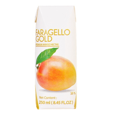 Faragello Gold Premium Mango Juice 250ml