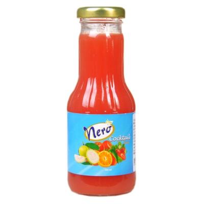 Nero Cocktail Juice Drink 250ml