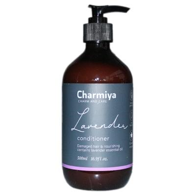 Charmiya Lavender Essential Oil Conditioner 500ml