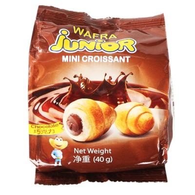 Junior Mini Croissants (Chocolate) 40g