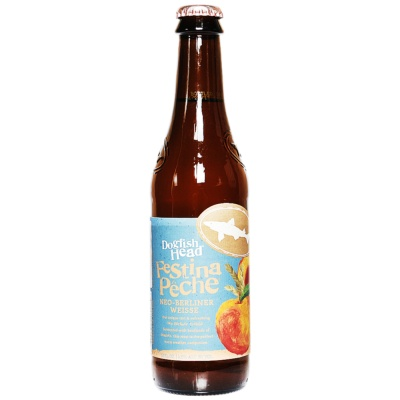 Dogfish Head Festina Peche 355ml