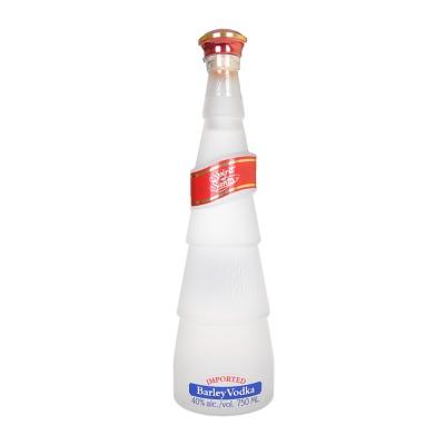 Spirit of Santa Barley Vodka 750ml