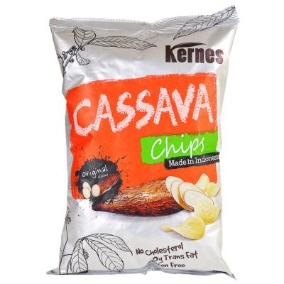 Kernes Original Cassava Chips 150g