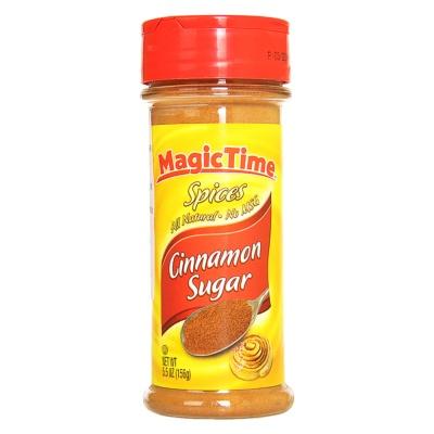 Magic Time Cinnamon Sugar 156g