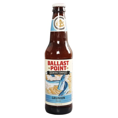 Ballast Point Grunion Pale Ale 355ml