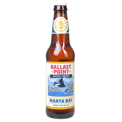 Ballast Double India Pale Ale Beer 355ml
