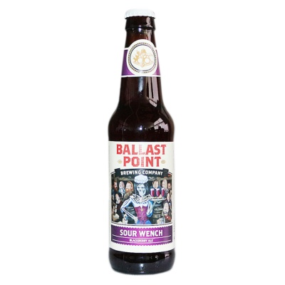 Ballast Point Sour Wench-Blackberry Berliner Weisse 355ml