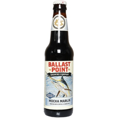 Ballast Point Mocha Marlin Winter Release Porter 355ml
