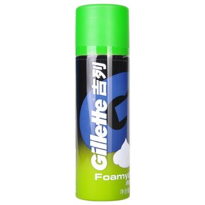 Gillette Foamy (Fresh Lemon) 210g
