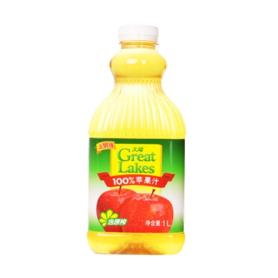 Great Lakes Apple Juice 1L
