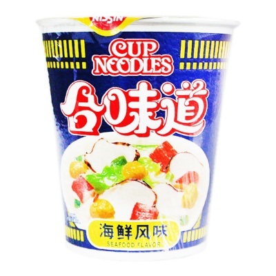 Cup Noodles Seafood Flavor 84g