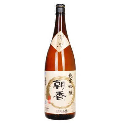 Asaka Junmai Ginjo Refined Sake 1.8L