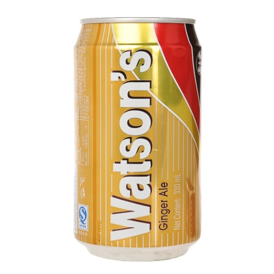 Watson's Ginger Ale 330ml