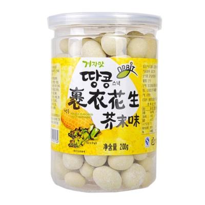 Orbit Peanut Flavored Snack(Wasabi) 200g